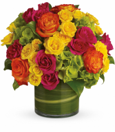Teleflora's Blossoms in Vogue