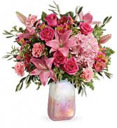Teleflora's Blushing Gemstone T20V205B Bouquet