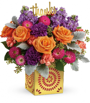 Teleflora's Bold Beauty T602-3B Bouquet in Moses Lake, WA   FLORAL OCCASIONS