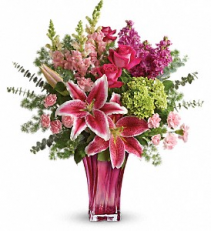 teleflora's Bold Elegance Bouquet Mother's Day