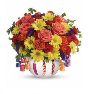 Teleflora's Brilliant Birthday Blooms  in Saint Cloud, FL | Bella Rosa Florist