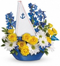 Teleflora's Captain Carefree