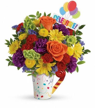 Teleflora's Celebrate You  Birthday