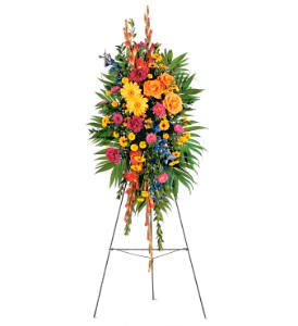 Teleflora's Celebration Of Life  in Allen, TX | RIDGEVIEW FLORIST