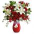 Teleflora's Charming Heart Bouquet