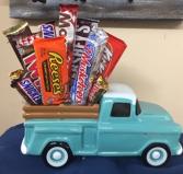 Teleflora's Chevy Pickup