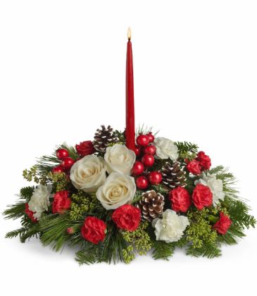 Teleflora's Christmas Aglow christmas