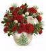 Holiday Homecoming Basket by Teleflora