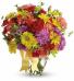 Teleflora's Color Me Yours Bouquet Fresh Mixed Flower Arrangement