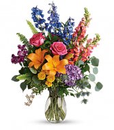 Teleflora's Colors Of The Rainbow