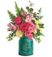 Teleflora's Country Beauty Bouquet Arrangement