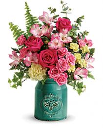 Teleflora's Country Beauty Bouquet bouquet