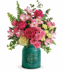 Country Beauty Bouquet DX T18M300B  By Teleflora