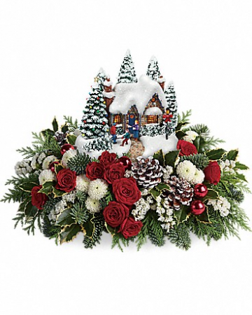 Teleflora's Country Christmas Homecoming