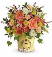 Teleflora's Country Spring Bouquet A GARDEN SENT
