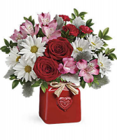 Teleflora's Country Sweetheart Bouquet Arrangement