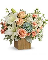 Teleflora's Desert Sunrise Bouquet