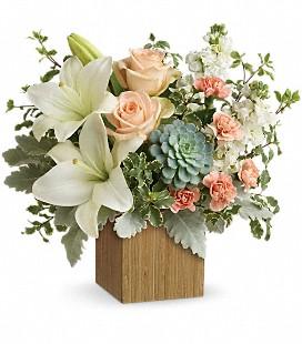 Teleflora's Desert Sunrise Bouquet Fresh Floral
