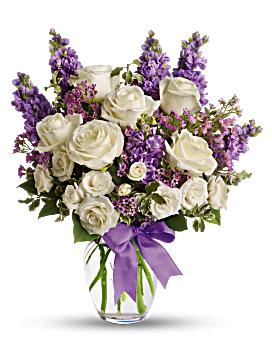 Teleflora's Enchanted Cottage Flower Arrangement