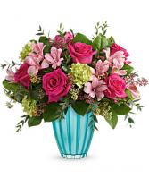 Teleflora's Enchanted Spring Bouquet Bouquet