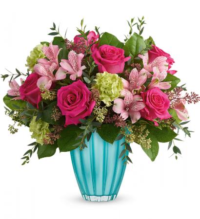 Teleflora's Enchanted Spring T21E100B Bouquet
