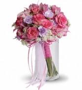 Teleflora's Fairy Rose Bouquet Hand Held Bouquet