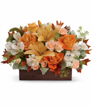 Teleflora's Fall Chic Bouquet Teleflora in Mount Pearl, NL | MOUNT PEARL FLORIST