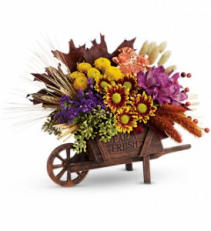 Teleflora's Farm Fresh Arrangement