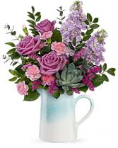 Teleflora's Farmhouse Chic Bouquet Bouquet