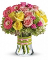Teleflora's Fashionista Blooms