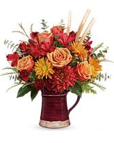 Teleflora's Fields Of Fall Bouquet bouquet