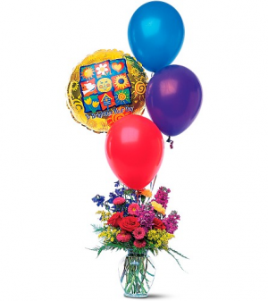 Teleflora's Flowers & Balloons  in Livermore, CA | KNODT'S FLOWERS