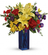 Teleflora's Flying Colors Birthday