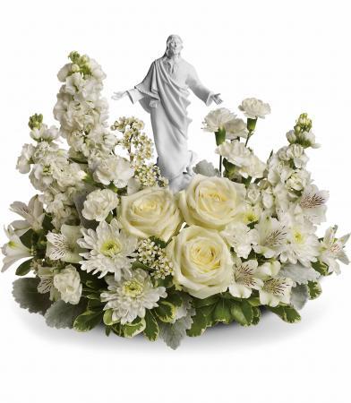 Teleflora's Forever Faithful Bouquet T278-3B