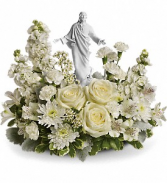 Teleflora's Forever Faithful T278-3B Bouquet