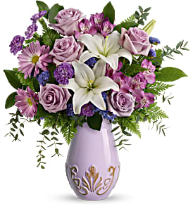 Teleflora's French Vintage Bouquet