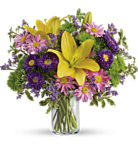 Teleflora's Fresh and Fabulous Bouquet Fresh Flowers