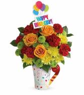 Teleflora's Fun N' Festive Birthday