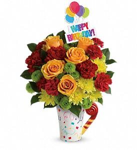 Teleflora's Fun 'n Festive Bouquet DX  TBC01-1B