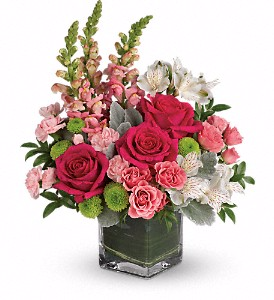Teleflora's Garden Girl Bouquet  in Valley City, OH   HILL HAVEN FLORIST & GREENHOUSE