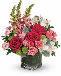 Teleflora's Garden Girl Bouquet Arrangement