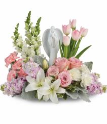 Teleflora's Garden Of Hope T601-6B Bouquet