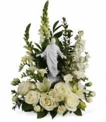 Teleflora's Garden of Serenity Bouquet  T229-1A