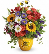 Teleflora's Garden Of Wellness TEV53-1B Bouquet