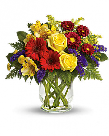 Garden Parade - 114 Vase arrangement