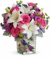 Teleflora's Garden Poetry Bouquet