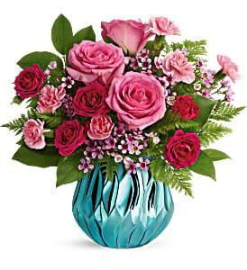 Teleflora's Gem Of My Heart Bouquet  in Clinton, AR | Main Street Florist & Gifts