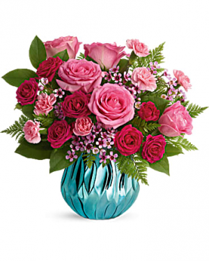 Teleflora's Gem Of My Heart Bouquet Mother's Day / All Occasions in Las Vegas, NV | All In Bloom
