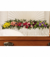 Glorious Memories Garland Funeral Flowers