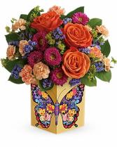 Teleflora's Gorgeous Gratitude Bouquet